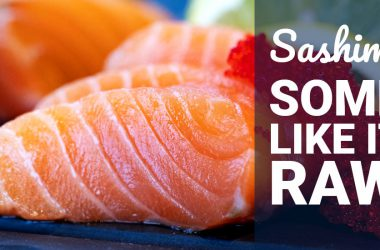 sashimi raw fish sushi recipe